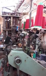 knee length woollen socks processing machine